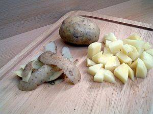 Die Kartoffel sollte in der Küche nicht fehlen