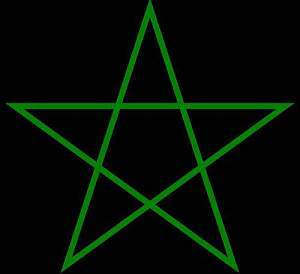 Pentagramm, Brötchen