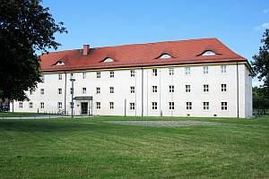 Artilleriekaserne, Kaserne B, Zitadelle, Petersberg, Erfurt
