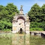 Brunnen, Brunnenhaus, Wielandgut, Oßmannstedt, Weimar
