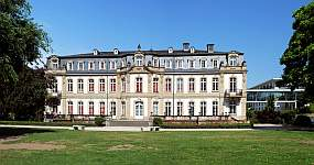 Büsing-Palais, Offenbach, Main, Panorama