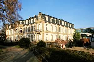 Büsing-Palais, Offenbach, Main, Herbst