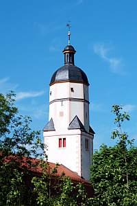 Kirche, St. Petri, Wandersleben, Erfurt
