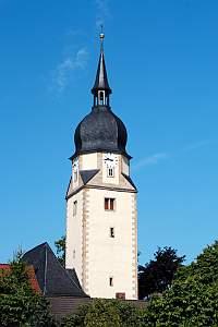 Kirche, St. Walpurgis, Apfelstädt, Erfurt