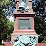 Denkmal, Landgraf, Landgrafendenkmal, Bad Homburg