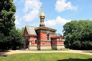 Russisch-Orthodox, Allerheiligen KIrche, Russische Kapelle, Bad Homburg