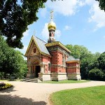 Russisch-Orthodox, Allerheiligen-Kirche, Russische Kapelle, Bad Homburg