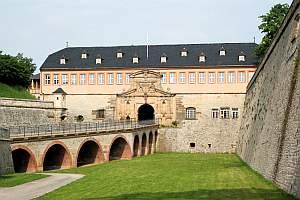 zitadelle, petersberg, peterstor, petersbrücke, erfurt